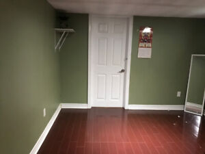 One bed room basement available at Kennedy & Eglinton