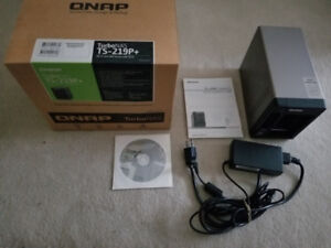 QNAP TURBO NAS DEVICE TS 219P+