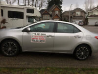 DRIVING INSTRUCTOR/DRIVING SCHOOL/DRIVING LESSONS-ICBC LICENSED-
