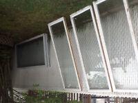 fenêtres à donner