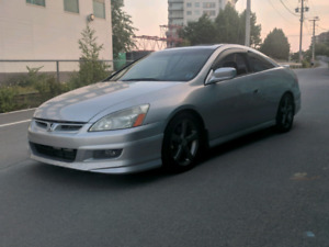 Honda accord hfp lip