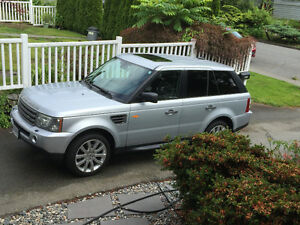 2006 Land Rover Range Rover Sport HSE SUV, Crossover