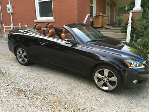 2012 Lexus IS250C Convertible