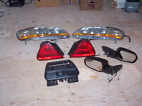 Honda Accord 2 Door Coupe - Lights, Mirrors, HVAC Control