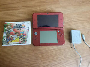 Used New 3DS XL with game and charger