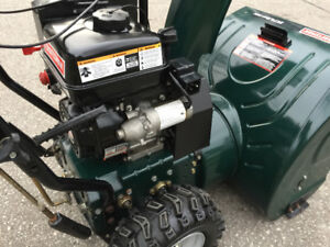 Craftsman 24 Snowblower | Buy & Sell Items From Clothing to
