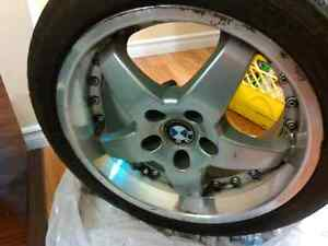 Set of Hamann rims for BMW