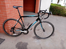 Raleigh diamondback dbr pursuit road bike