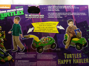 teenage mutant ninja turtles happy hauler