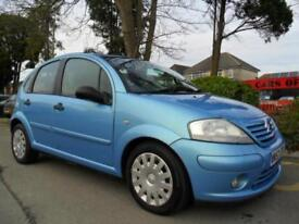 CITROEN C3 1.4HDi DIESEL 2002 COMPLETE WITH M.O.T