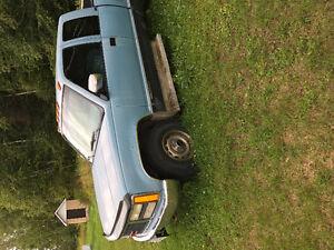1990 GMC Sierra 2500 Pickup Truck
