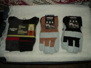 Winter Outerwear Socks and Work Gloves Sussex