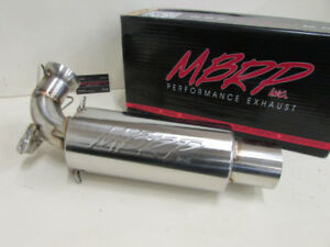 MBRP Race Series Performance Exhaust