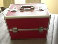 LADIES JEWELLERY / MAKE UP STORAGE BOX