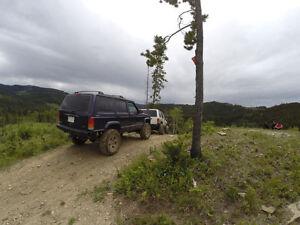jeep rims 32'' mud tires