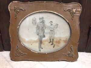 Two antique pictures