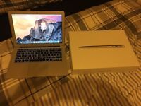 """MacBook Air 13"""" a1466 newest version boxed immaculate 2 weeks old still has full 12 month warranty"""
