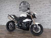 Triumph Speed Triple 2012 *Arrow Exhausts*