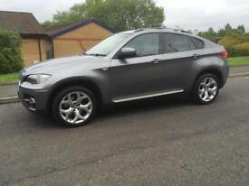 2010 BMW X6 3.0 30d SE Steptronic xDrive 5dr
