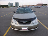 2005 Toyota Corolla Auto with all Power options and Winter tires