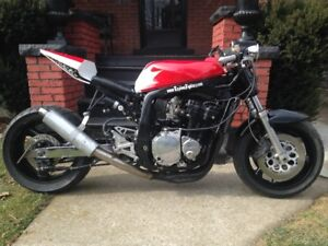 GSXR Street fighter trade for Enclosed trailer