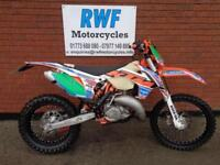 KTM EXC 125, 2016 MODEL ,65 REG, LOTS OF EXTRAS, VGC, 1504 MILES & 84 HOURS