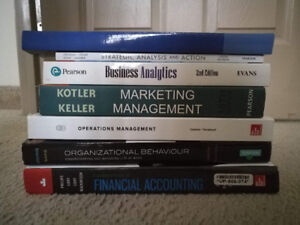 Laurier MBA core text book