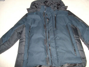 Hooded Men's Winter Jacket REDUCED PRICE