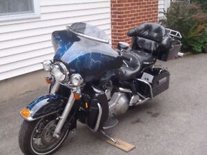 1999 Harley Electra Glide-  NEW PRICE