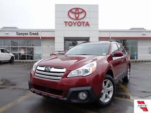 2014 Subaru Outback 2.5I PREMIUM ONE OWNER CLEAN CARPROOF