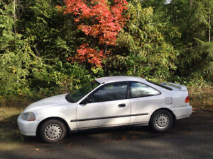 1996 Honda Civic Coupe Excellent condition for sale by owner