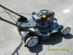 Lawn mowers - old, broken, not running – Tune-ups Carb cleaning Kingston Kingston Area image 4