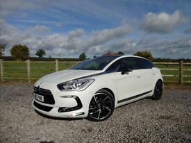 2013/13 Citroen DS5 2.0HDi ( 160bhp ) Auto DSport