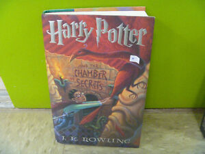 Harry Potter And The Chamber Of Secrets In Hard Cover