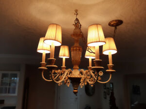 French Country Style Chandalier