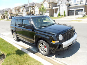 2007 Jeep Patriot SUV, Crossover CERTIFIED ETESTED