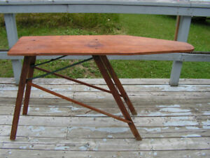 Antique Wooden Ironing Board Kijiji In Ontario Buy Sell Save
