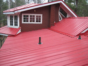 Steel and Shingle Roofing - Free Quote - One Stop Home Solutions Kawartha Lakes Peterborough Area image 4
