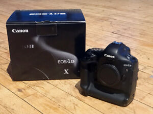 Canon 1DX (Pro, Full Frame DSLR) - Excellent Condition!