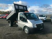 2013 Ford Transit Chassis Cab TDCi 100ps [DRW] Euro 5 CHASSIS CAB Diesel Manual