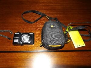 Nikon Coolpix L27 Digital camera with case for sale