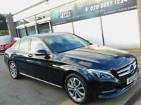 Mercedes C250 2.1 CDI BlueTEC Sport G-Tronic