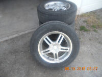 After market Rims 16 in.