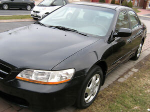 1999 Honda Accord EXR Sedan