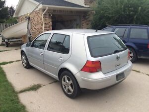 2000 Golf TDI - AS IS - Still Driving Daily