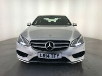 2014 MERCEDES-BENZ E350 AMG SPORT BLUETEC AUTOMATIC SERVICE HISTORY FINANCE PX