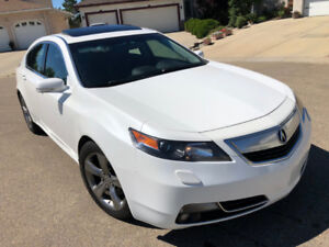 2012 Acura TL SH-AWD Sedan