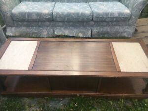Coffee table , end Table , night stands , and dresser .