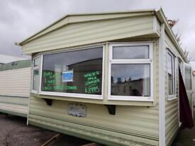 Cosalt Rimini Static Caravan 2 Bed 35x12 - Off Site Sale