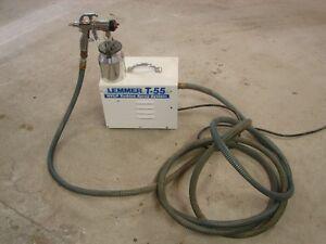 Lemmer HVLP Sprayer